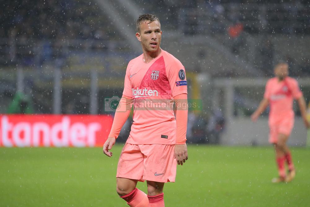 صور مباراة : إنتر ميلان - برشلونة 1-1 ( 06-11-2018 )  20181106-zaa-n230-430