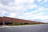 Exterior image of Riverside Technology Park for St. John Properties