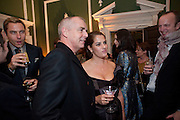 DAVID WALLIAMS; NEIL TENNANT; TRACEY EMIN; JOHNNY SHAND-KYDD. QUINTESSENTIALLY HOST THE  AFTER-PARTY OF ÔNOWHERE BOYÕÕ  at The House of St Barnabas in Soho Sq. London. 26 November 2009. The premiere and party were held in support of MaggieÕs cancer care charity.<br /> DAVID WALLIAMS; NEIL TENNANT; TRACEY EMIN; JOHNNY SHAND-KYDD. QUINTESSENTIALLY HOST THE  AFTER-PARTY OF 'NOWHERE BOY''  at The House of St Barnabas in Soho Sq. London. 26 November 2009. The premiere and party were held in support of Maggie's cancer care charity.