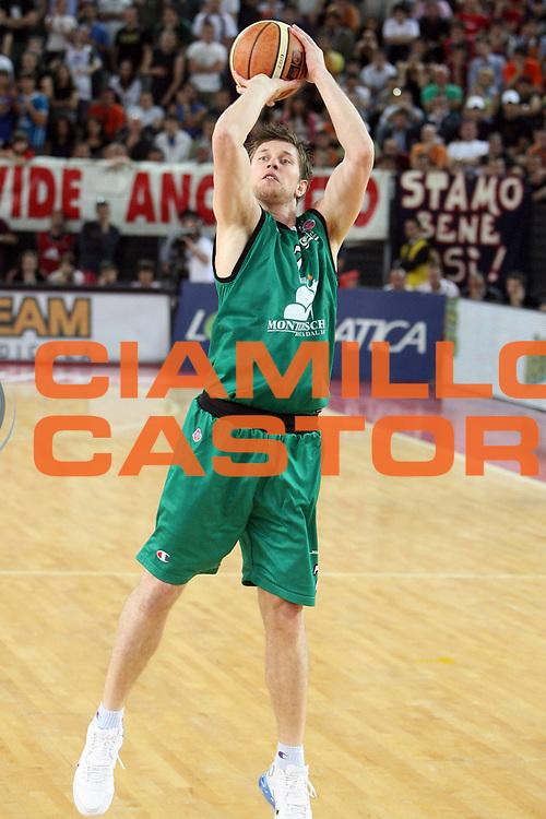 DESCRIZIONE : Roma Lega A1 2006-07 Playoff Semifinale Gara 4 Lottomatica Virtus Roma Montepaschi Siena<br /> GIOCATORE : Vladimer Boisa<br /> SQUADRA : Montepaschi Siena<br /> EVENTO : Campionato Lega A1 2006-2007 Playoff Semifinale Gara 4<br /> GARA : Lottomatica Virtus Roma Montepaschi Siena<br /> DATA : 07/06/2007 <br /> CATEGORIA : Tiro<br /> SPORT : Pallacanestro <br /> AUTORE : Agenzia Ciamillo-Castoria/E.Castoria