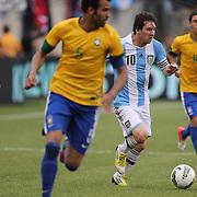 Argentina V Brazil. Metlife Stadium. New York