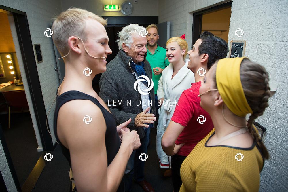 ETTEN-LEUR - In Theater Nieuwe Nobelaer is de perspresentatie gehouden van Suske en Wiske. FOTO LEVIN DEN BOER - PERSFOTO.NU