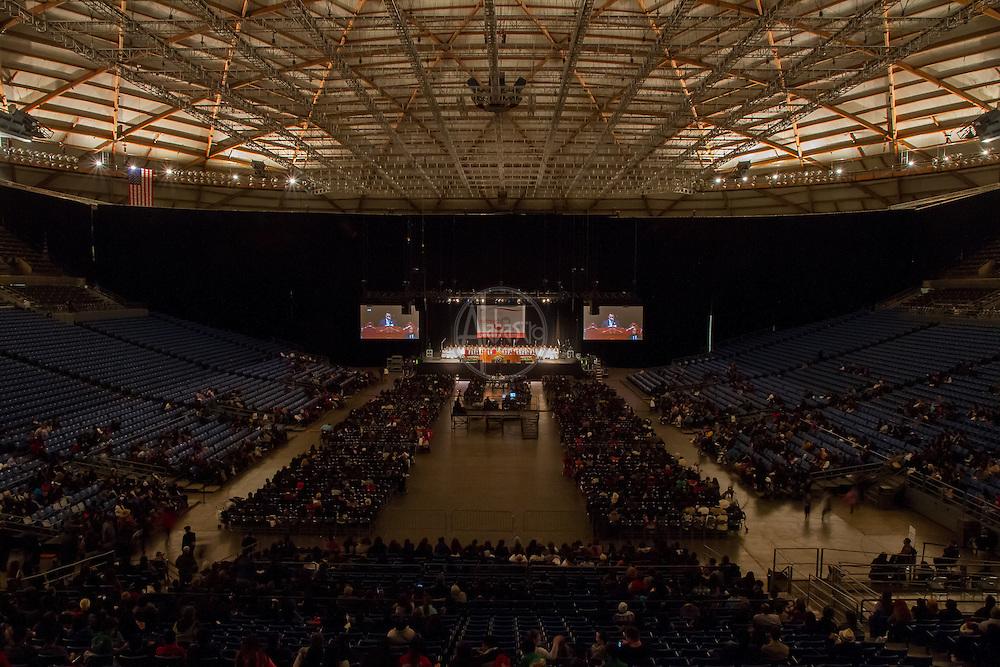 Proline/Avidex AV at Tacoma Dome, December 2013.