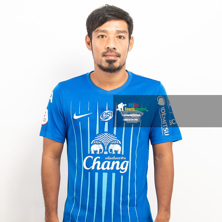 THAILAND - JUNE 11: Noppanon Kotchpalayuk #2 of Chon Buri FC on June 11, 2019.<br /> .<br /> .<br /> .<br /> (Photo by: Naratip Golf Srisupab/SEALs Sports Images/MB Media Solutions)