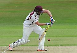 Alex Wakely of Northamptonshire bats - Photo mandatory by-line: Dougie Allward/JMP - Mobile: 07966 386802 - 08/07/2015 - SPORT - Cricket - Cheltenham - Cheltenham College - LV=County Championship 2