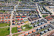 Nederland, Groningen, Gemeente Oldambt,  01-05-2013; Winschoten stadsuitbreiding, noordelijk van het centrum.<br /> Urban development of small provincial town, regional centre (northeast Holland).<br /> luchtfoto (toeslag op standard tarieven);<br /> aerial photo (additional fee required);<br /> copyright foto/photo Siebe Swart