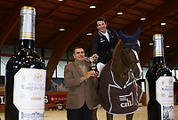 LA CORUNA, SPAIN - DECEMBER 08: CSI 5 Casas Novas at Centro Hipico Casas Novas on December 08, 2017 in A Coruna, Spain. (Photo by Manuel Queimadelos / Oxer Sport)