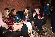 ISOBEL VOSPER, PRINCESS SABI SCOHA J, SASHA JAROSCHOK, , SERPENTINE PARTY, Palazzo Benzon  9 May 2019