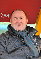 Yeovil Town Manager, Gary Johnson - Photo mandatory by-line: Alex James/JMP - Tel: Mobile: 07966 386802 29/12/2013 - SPORT - FOOTBALL - John Smith's Stadium - Huddersfield - Huddersfield Town v Yeovil Town - Sky Bet Championship