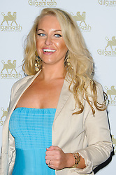 Josie Gibson at Amy Childs  spring/summer 2012  clothing collection launch in London, Monday ,19th March 2012 . Photo by: i-Images