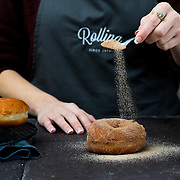 The Rolling Donut - Food Photography Dublin - Alan Rowlette Photography