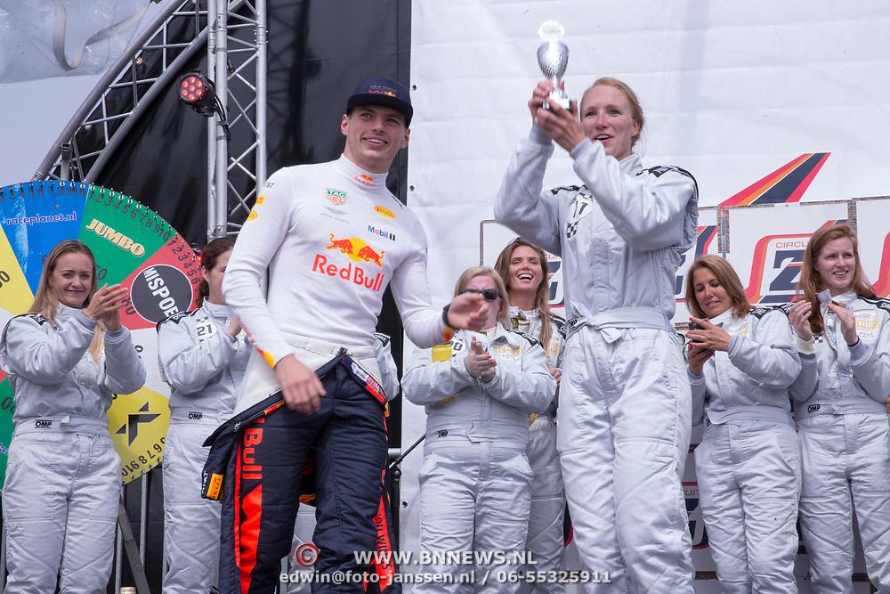 NLD/Zandvoort/20180520 - Jumbo Race dagen 2018, Carlijn Achtereekte