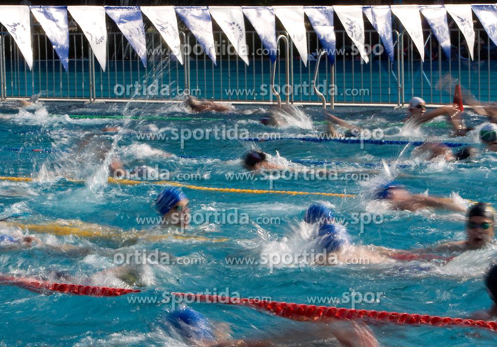 Feature photo 36 International swimming meeting City of Ljubljana Cup, on May 21, 2011 in Kodeljevo pool, Ljubljana, Slovenia. (Photo By Vid Ponikvar / Sportida.com)