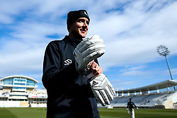 Stuart Broad of Nottinghamshire - Mandatory by-line: Robbie Stephenson/JMP - 05/04/2019 - CRICKET - Trent Bridge - Nottingham, England - Nottinghamshire v Yorkshire - Specsavers County Championship Division One