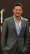 "Justin Chambers ""Greys Anatomy"" photcall Monaco"