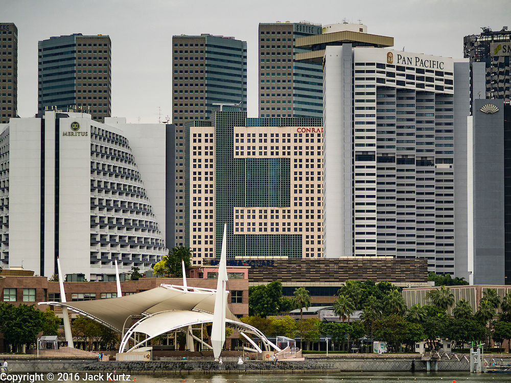 28 DECEMBER 016 - SINGAPORE: Hotels in Singapore.     PHOTO BY JACK KURTZ