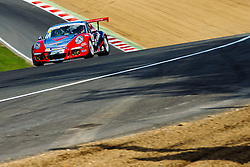 Dino Zamparelli | Bristol Sport Racing | #88 Porsche 911 GT3 Cup Car | Porsche Carrera Cup GB | Race 1 - Mandatory byline: Rogan Thomson/JMP - 07966 386802 - 11/10/2015 - MOTORSPORT - Brands Hatch GP Circuit - Fawkham, England - BTCC Meeting Day 2.