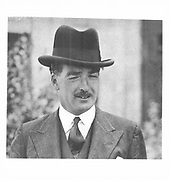 Anthony Eden (1897-1977) British politician in 1938 when he resigned as Foreign Secretary.