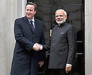 Cameron Rolls Out The Red Carpet For Modi