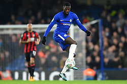 December 20, 2017 - London, England, United Kingdom - Chelsea Midfielder Tiemoue Bakayoko during the Carabao Cup Quarter - Final match between Chelsea and AFC Bournemouth at Stamford Bridge, London, England on 20 Dec 2017. (Credit Image: © Kieran Galvin/NurPhoto via ZUMA Press)