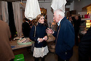 HELS FENWICK; SIR JOHN BECKWITH, The Volunteer, A fundraiser for a school project in Uganda. The Henry Von Straubenzee Memorial Fund, <br /> Few And Far, 242 Brompton Road, London SW3, 11 February 2010.