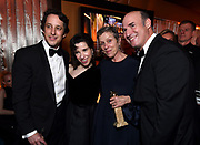 Co-head of production of FOX David Greenbaum, from left, Sally Hawkins, Frances McDormand, and Co-head of production of FOX Matthew Greenfield attend FOX 2018 Golden Globes After Party at The Beverly Hilton on Sunday, January 7, 2018, in Beverly Hills, Calif. (Photo by Jordan Strauss/JanuaryImages/Invision/AP)