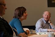 Ruth Peetoom bezoekt de provincie Flevoland en Heerenveen tijdens haar campagne als kandidaat-voorzitter van het CDA. Peetoom wil weten wat de CDA leden willen en haar verhaal vertellen, zodat de leden weten op wie ze kunnen stemmen