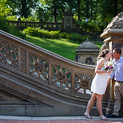 Casey and Javier - Central Park, NY