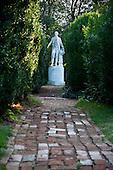 The Gardens of President Monroe