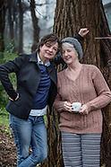 Maria Goos en Jacqueline Blom