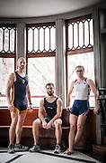 Vesper Men's Rowing Portrait taken by Jason Hurst