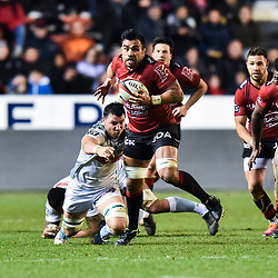 23,02,2019 Top 14 Toulon and Pau