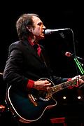 Ray Davies ( Kinks ) live in concert in Vredenburg, Utrecht
