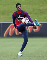England International Soccer, Training Session, St George's Park, 6 June 2017