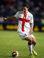 """Empoli 01/09/2007 Stadium """"Carlo Castellani"""" <br /> Empoli-Inter 0-1 Campionato Serie A 2007/2008 Matchday 2<br /> Nella foto:  Ibrahimovic (Inter)<br /> Foto Gianni Nucci Insidefoto"""