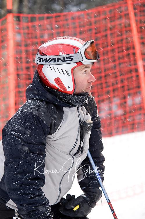 Nyquist Slalom race at Gunstock February 16, 2010.