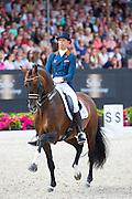 Hans Peter Minderhoud - Glock's Johnson TN N.O.P.<br /> Nederlands Kampioenschap 2016<br /> © DigiShots