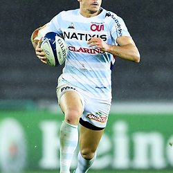 Juan Imhoff of Racing 92 during the European Rugby Challenge Cup, Pool 4 match between Ospreys and Racing 92 on December 7, 2019 in Bristol, United Kingdom. (Photo by Paul Lockyer / Icon Sport) - Liberty Stadium - Swansea (Pays de Galles)<br />  - Liberty Stadium - Swansea (Pays de Galles)