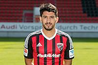 German Soccer Bundesliga 2015/16 - Photocall of FC Ingolstadt 04 on 09 July 2015 in Ingolstadt, Germany: Almog Cohen