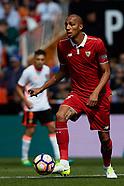 Valencia CF v Sevilla FC - 16 April 2017