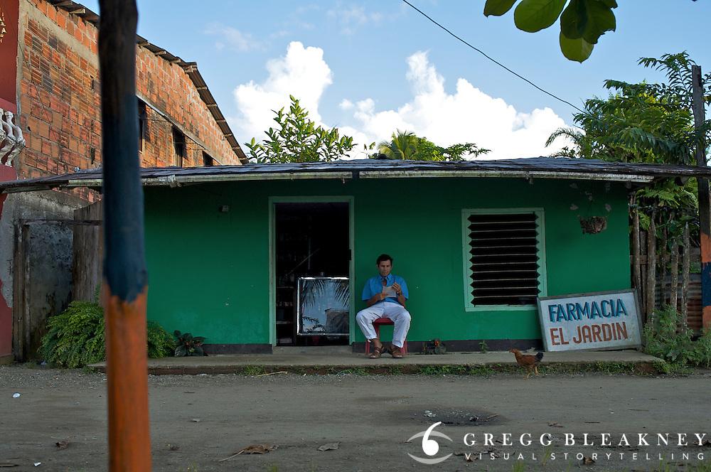 Pharmacy - Pacific Coast - Colombia