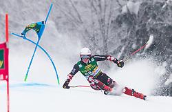 Filip Zubcic of Croatia during 1st run of Men's Giant Slalom race of FIS Alpine Ski World Cup 57th Vitranc Cup 2018, on 3.3.2018 in Podkoren, Kranjska gora, Slovenia. Photo by Urban Meglič / Sportida
