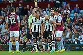 Aston Villa v Newcastle United 240916