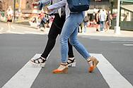 Sandals and Espadrilles, Astor Place, April 2018