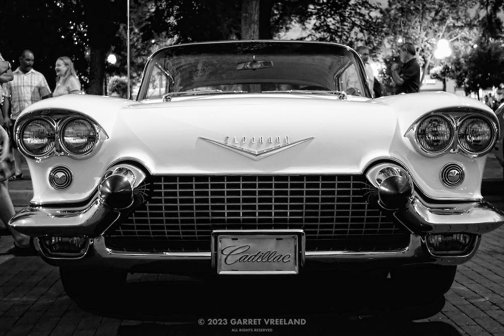 Vintage Cadillac Eldorado.