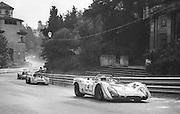 1000 km. of Barcelona, 1971. Porsche Porsche 908/2. de Bagration / Pla
