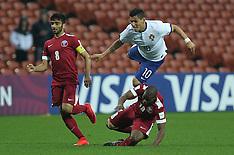 Hamilton-Football, Under 20 World Cup, Qatar v Portugal