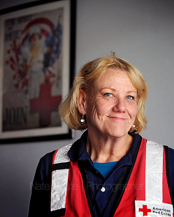 Gloria Jennings-Graham, a Marysville resident, just returned from spending two weeks in New Jersey helping clean up in the aftermath of Superstorm Sandy. (Nate Chute/Appeal-Democrat)