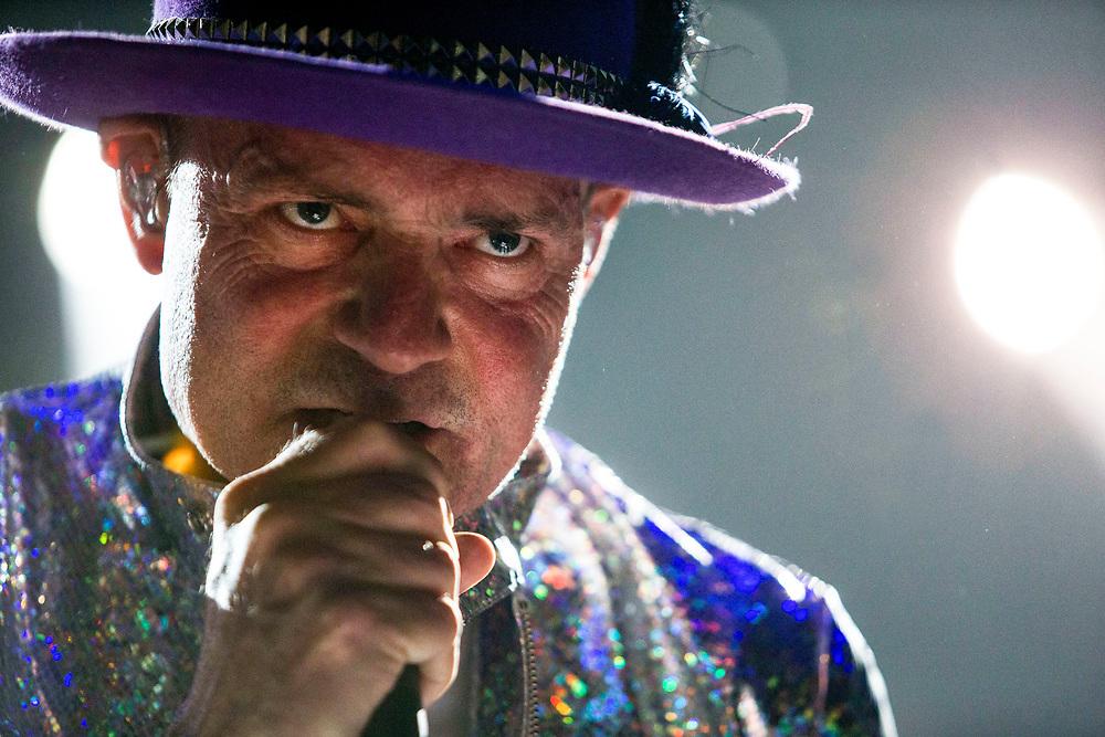 Gord Downey: The Tragically Hip Man Machine Poem farewell tour, Toronto.