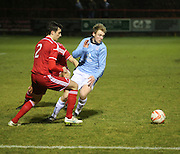 Josh Skelly - Aberdeen v Dundee - SPFL Development (under 20) league<br /> <br />  - &copy; David Young - www.davidyoungphoto.co.uk - email: davidyoungphoto@gmail.com